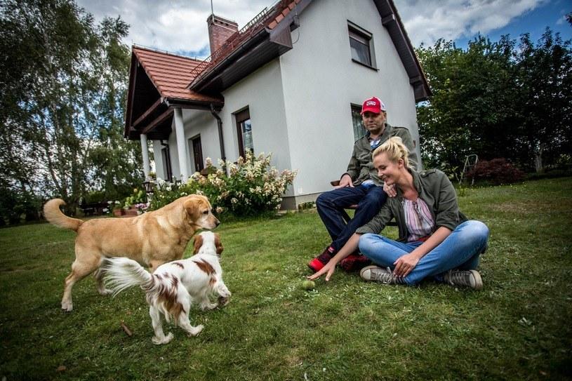 Tomasz Kalita więcej szasu spędza teraz na wsi /MAREK BARCZYŃSKI /East News