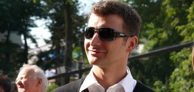 Tomasz Kammel, fot. Tomek Piekarski  /MWMedia