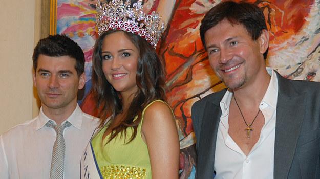 Tomasz Kammel, Krzysztof Ibisz i Anna Jamróz - Miss Polski 2009. Kto przejmie jej koronę? /MWMedia