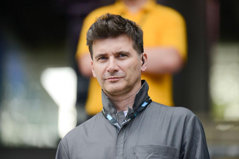 Tomasz Kammel opublikował w niecodzienne nagranie /Tadeusz Wypych /East News