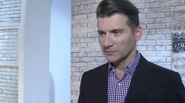 Tomasz Kammel stworzy duet z Marzeną Rogalską. /Newseria Lifestyle