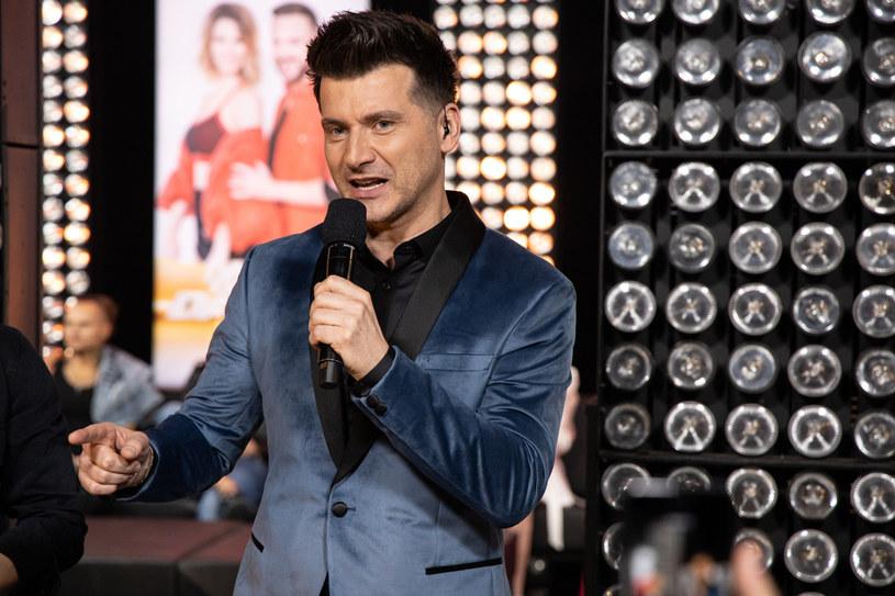 Tomasz Kammel zapewnił mamie niezapomianą przygodę /Arsen Petrovych/TVP /East News