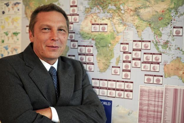 Tomasz Karaś, dyrektor ds. strategii grupy PGNiG. Fot. Włodzimierz Wasyluk /Reporter