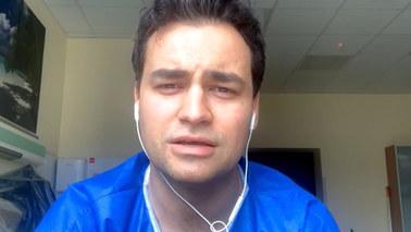 Tomasz Karauda: To nie trzecia fala, a tsunami zakażeń koronawirusem