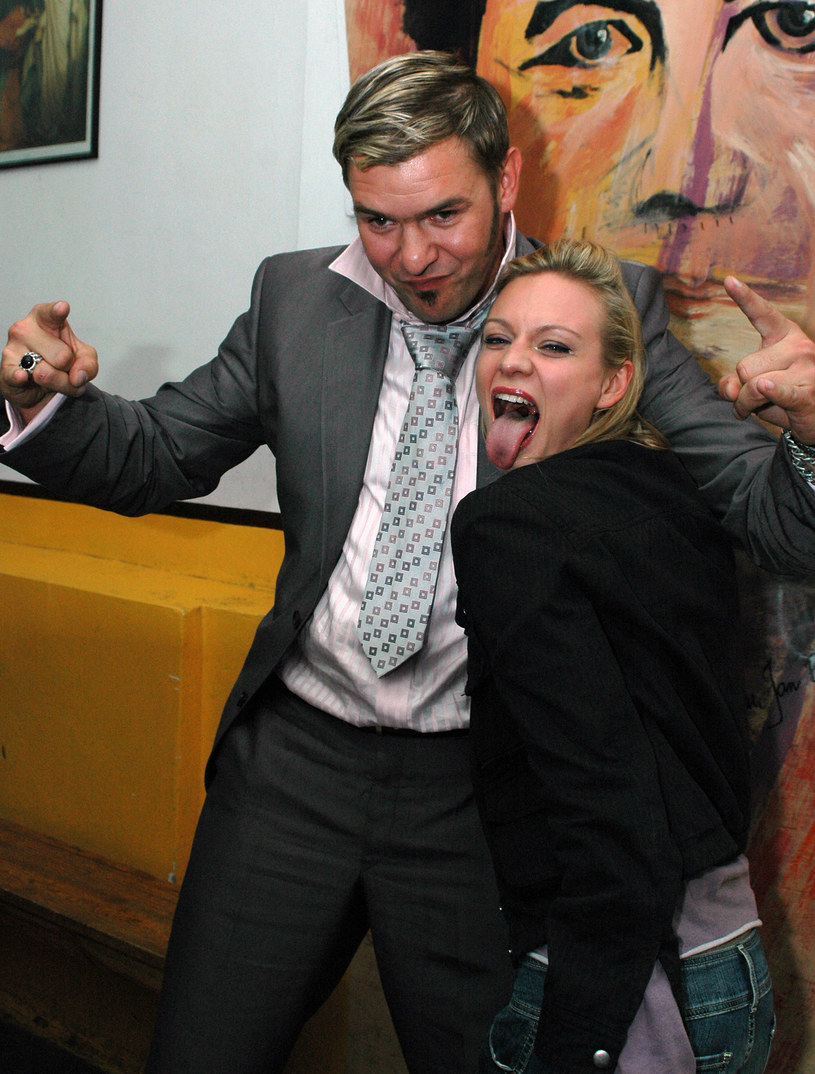 Tomasz Karolak i Magdalena Boczarska /Andras Szilagyi /MWMedia