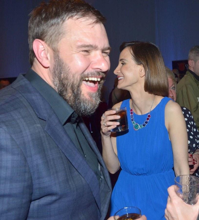 Tomasz Karolak i Viola Kołakowska /East News