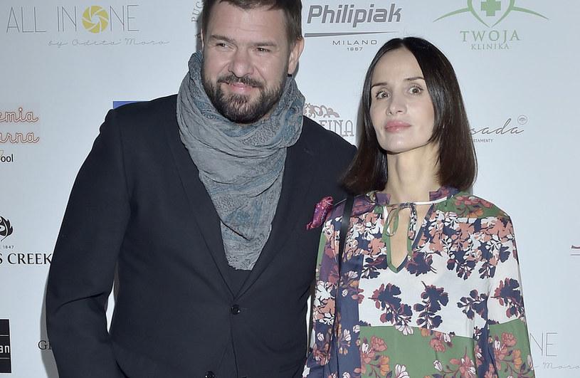 Tomasz Karolak i Viola Kołakowska / Mieszko Piętka /AKPA