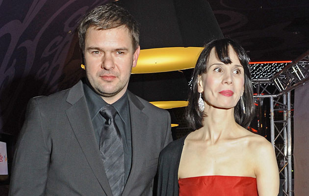 Tomasz Karolak i Violetta Kołakowska /Andras Szilagyi /MWMedia