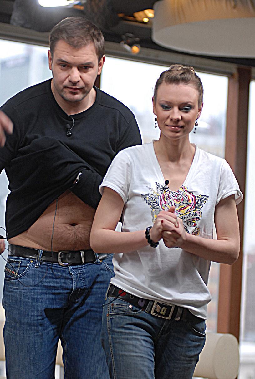 Tomasz Karolak, Magda Boczarska /MWMedia