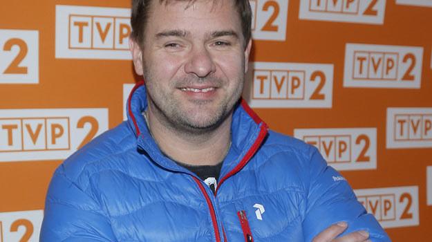 Tomasz Karolak: Prowadzenie stacji benzynowej jest trudniejsze od prowadzenia teatru. /AKPA