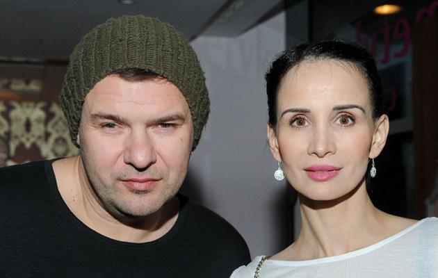 Tomasz Karolak, Violetta Kołakowska /MWMedia