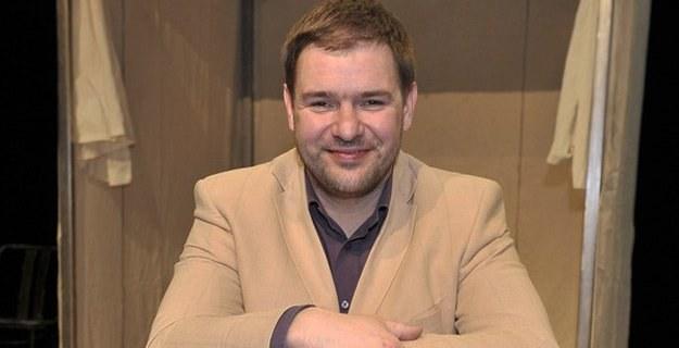 Tomasz Karolak w swoim nowym teatrze, fot. Jacek Kurnikowski /AKPA