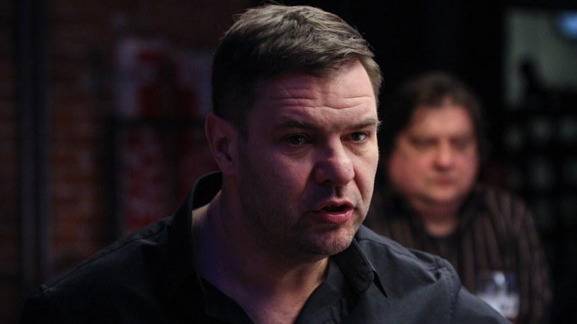Tomasz Karolak /Marzena Stoklosa /TVP