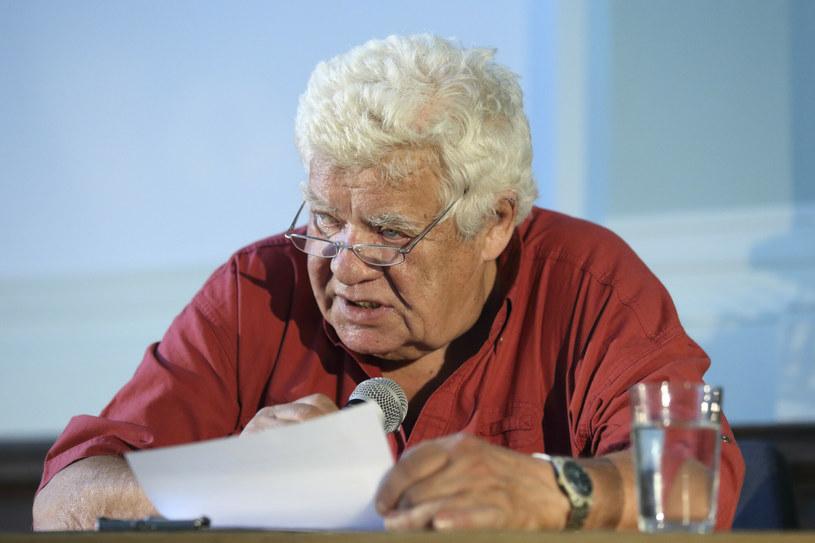 Tomasz Knapik był jednym z najbardziej znanych polskich lektorów /Piotr Zajac/REPORTER /East News