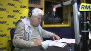 """Tomasz Knapik nagrywa """"Lokomotywę"""" Tuwima"""