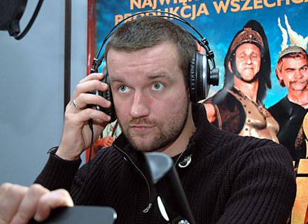 Tomasz Kot /fot.Marek Ulatowski /MWMedia