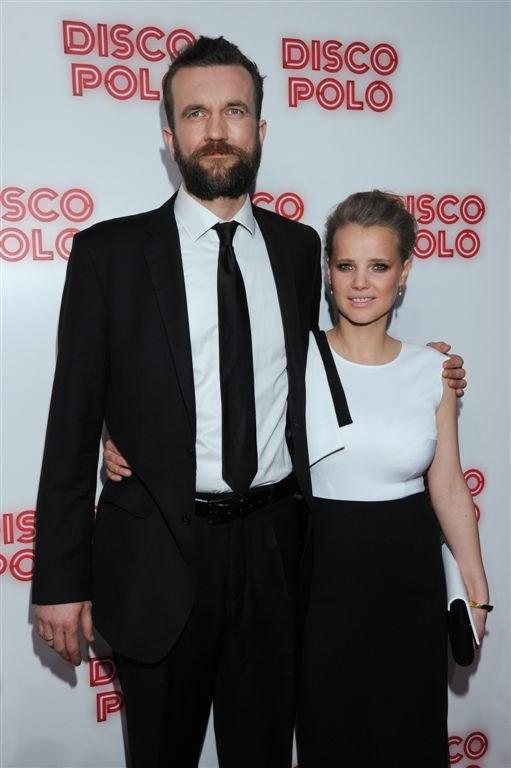 Tomasz Kot i Joanna Kulig /Agencja W. Impact