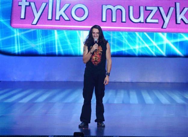"""Tomasz Kowalski awansował do finału """"Must Be The Music"""" /Telewizja Polsat"""