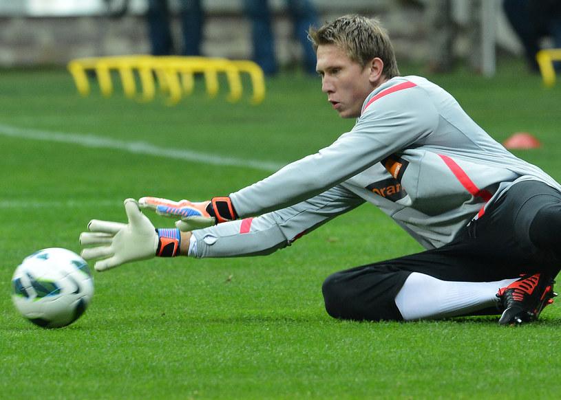 Tomasz Kuszczak powalczy o awans do Premier League /AFP