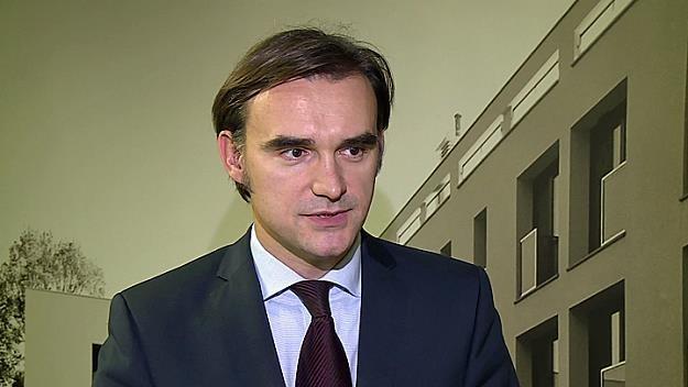 Tomasz Łapiński, prezes Ronson Development /Newseria Biznes