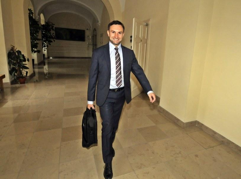 Tomasz Lewandowski /WALDEMAR WYLEGALSKI GLOS WIELKOPOLSKI /East News