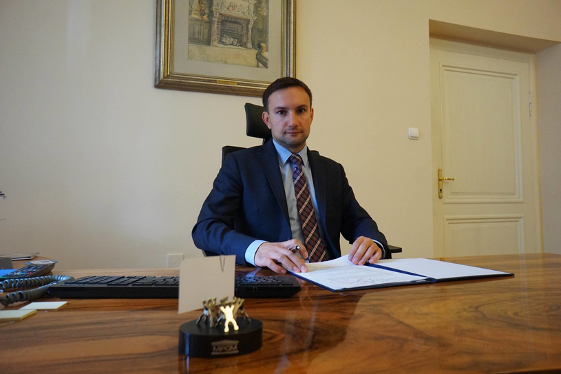Tomasz Lewandowski /WALDEMAR WYLEGALSKI/POLSKA PRESS /East News