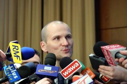 Tomasz Lipiec Fot. Tomasz Demidowicz /Agencja Przegląd Sportowy
