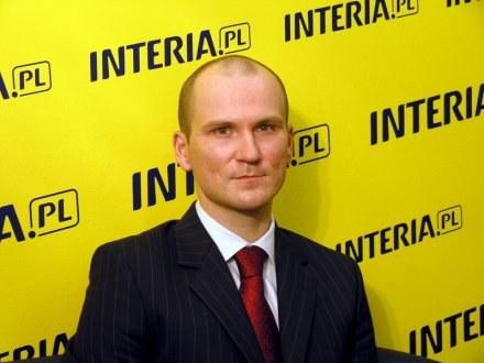 Tomasz Lipiec w mocnych słowach skrytkował poprzedniego szefa Sztabu Projektu Euro 2012 /INTERIA.PL