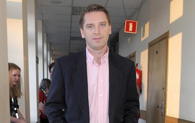 Tomasz Lis /fot.Michał Wargin  /East News