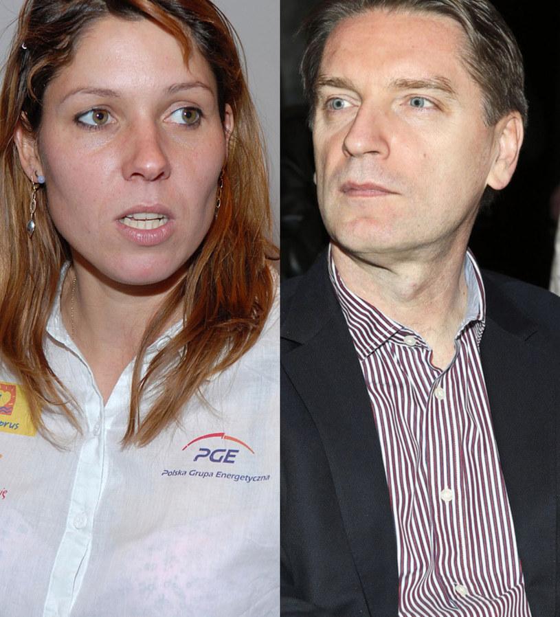 Tomasz Lis i Zofia Klepacka /MWMedia /MWMedia