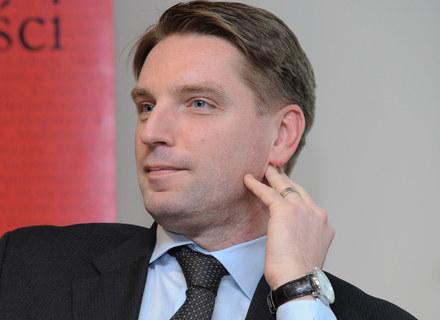 Tomasz Lis nie ma sobie nic do zarzucenia / fot. Paweł Przybyszewski /MWMedia