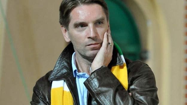 Tomasz Lis okazał się zadeklarowanym fanem Realu Madryt - fot. T.Gawalkiewicz /Reporter