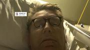 Tomasz Lis pokazał zdjęcie ze szpitala. Smutny widok