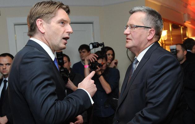 Tomasz Lis pożegnał się z widzami /Piotr Andrzejczak /MWMedia