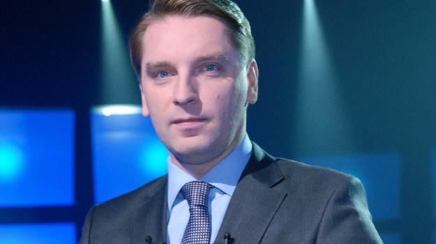 Tomasz Lis wciąż cieszy się bardzo dużą sympatią Polaków /MWMedia