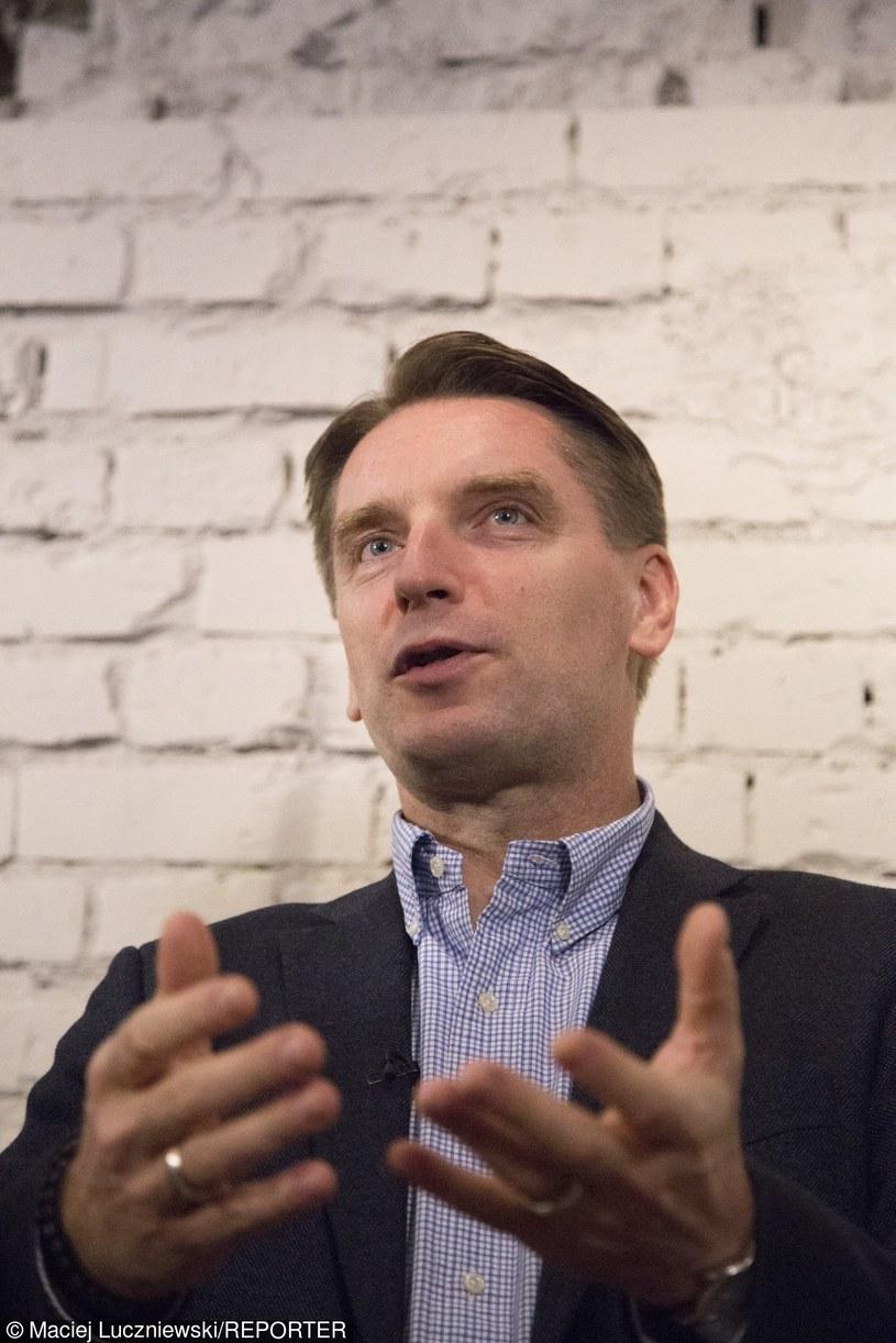 Tomasz Lis /Maciej Łuczniewski /Reporter