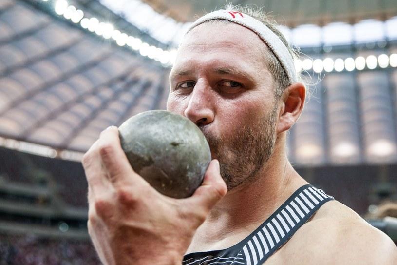 Tomasz Majewski otwarcie mówi o wielości odżywek, po które sięgał w trakcie trwania kariery /Fot. Aleksandra Szmigiel-Wisniewska /East News