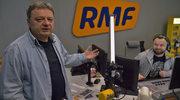 Tomasz Olbratowski zaprasza na wycieczkę po siedzibie radia RMF FM
