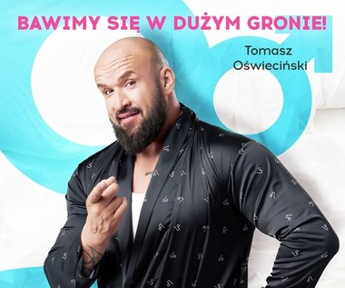 Tomasz Oświeciński: Mam dosyć grania złych ludzi