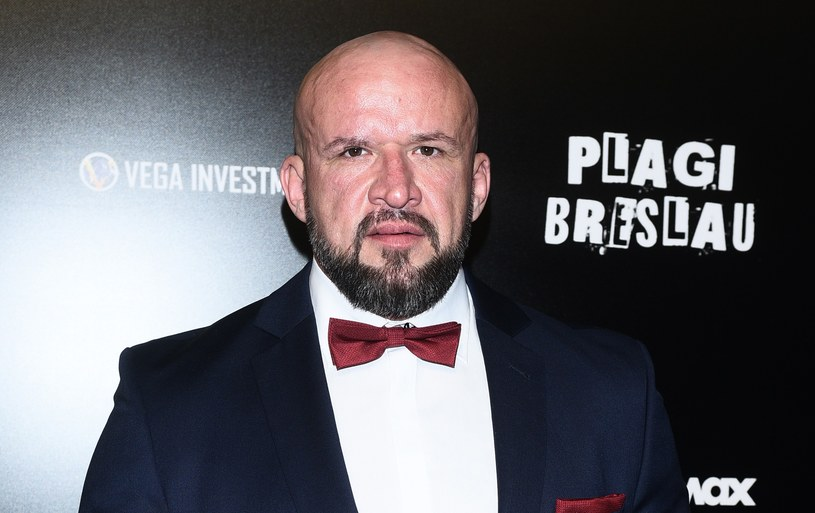 """Tomasz Oświeciński wystąpił również w jednej z odsłon programu """"Agent Gwiazdy"""" /Andreas Szilagyi  /MWMedia"""