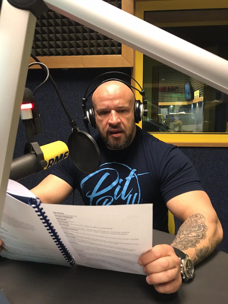 Tomasz Oświeciński /Karolina Bereza, RMF FM