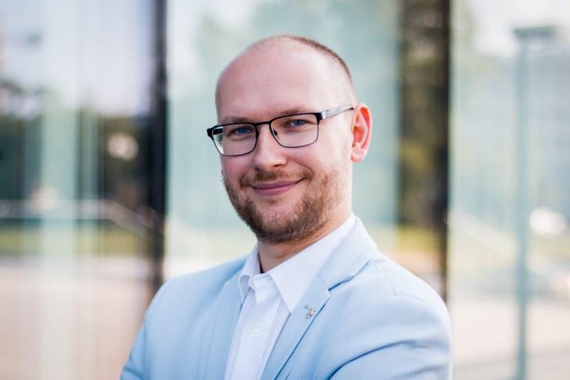 Tomasz Palak – radca prawny, bloger, jeden z prelegentów tegorocznej edycji Infoshare /materiały promocyjne