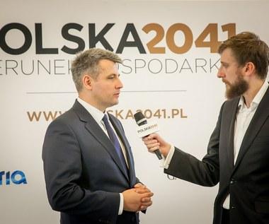 Tomasz Pisula, prezes PAIiIZ: Firmy mają apetyt na międzynarodowy rozwój