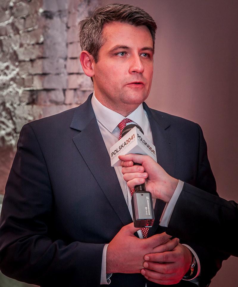 Tomasz Pisula, prezes PAlilZ /Ireneusz Rek /INTERIA.PL