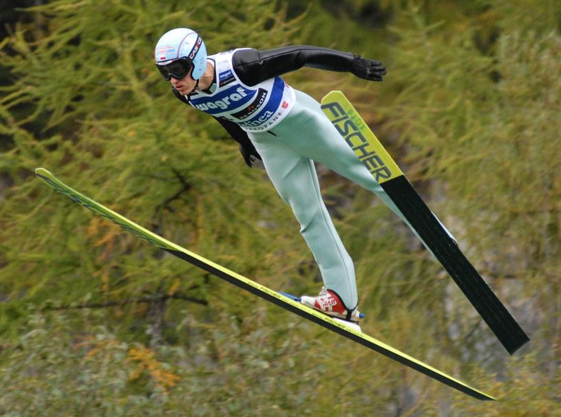 Tomasz Pochwała sam był skoczkiem narciarskim i kombinatorem norweskim /Adrian Gladecki/REPORTER /East News