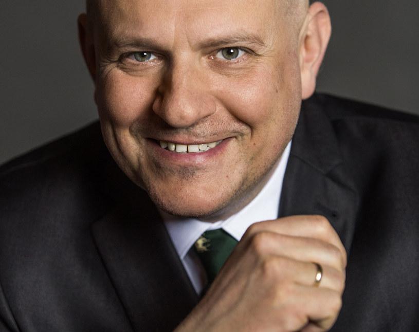 Tomasz Prusek, publicysta ekonomiczny, prezes Fundacji Przyjazny Kraj /