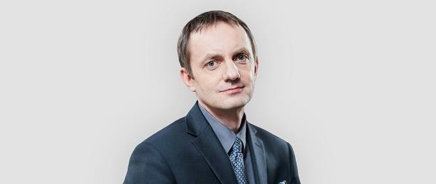 Tomasz Robaczyński, podsekretarz stanu w MF /Informacja prasowa