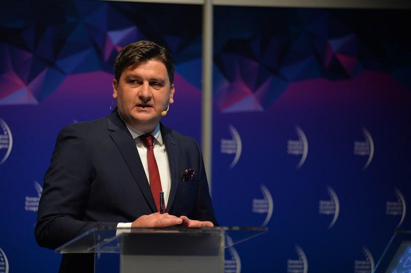 Tomasz Rogala, prezes PGG /Łukasz Kalinowski /Super Express