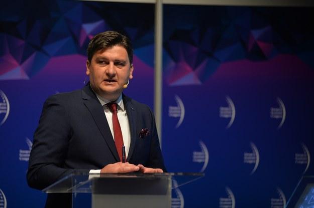 Tomasz Rogala, prezes PGG /Super Express