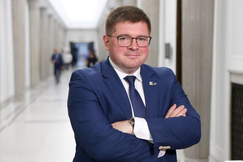 Tomasz Rzymkowski (Kukiz'15): Małgorzata Gersdorf jest I Prezesem Sądu Najwyższego /TOMASZ RADZIK/SE /East News